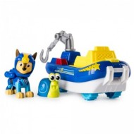 Set de joaca Chase Sea Patrol Vehicle Patrula Catelusilor
