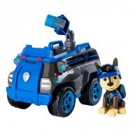 Set de joaca Chase si masina de politie Mission Paw Patrula Catelusilor