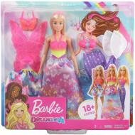 Set de joaca Dress Up Barbie Dreamtopia