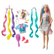 Set de joaca Fantasy Hair Barbie You Can Be Anything