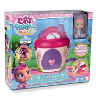 Set de joaca Katie's Super House Cry Babies