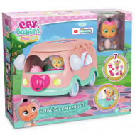 Set de joaca Koalis Campervan Cry Babies Magic Tears