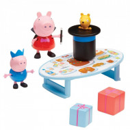 Set de joaca Peppa Magic Party Purcelusa Peppa