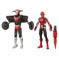Set de joaca Red Ranger & Morphin Cruise Beastbot Power Rangers Beast Morphers