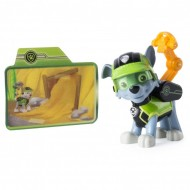 Set de joaca Rocky cu card animat Mission Paw Patrula Catelusilor
