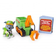 Set de joaca Rocky Mini Crane Patrula Catelusilor Ultimate Rescue