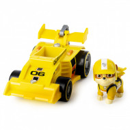 Set de joaca Rubble Race & Go Deluxe Vehicle Patrula Catelusilor Ready Race Rescue