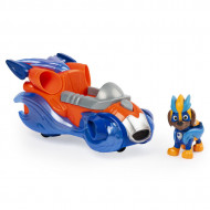 Set de joaca Zuma Deluxe Vehicle Patrula Catelusilor Mighty Pups Charged Up