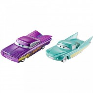 Set de masinute metalice Ramone si Flo Cars