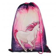 Set ghiozdan ergonomic Unicorn echipat