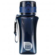 Sticla pentru apa albastru-inchis Ars Una 350 ml