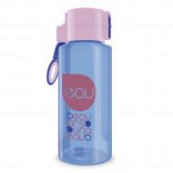 Sticla pentru apa roz-albastru Ars Una 650 ml