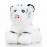 Tigru alb de plus 18 cm
