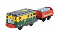 Trenulet Philip Locomotiva Motorizata cu Vagon Thomas&Friends Track Master