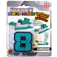 Vehicul transformabil Cifra 8 Submarine Pocket Morphers 2