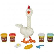Set de joaca plastilina Cluck-a-Dee Play-Doh Animal Crew