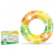 Colac gonflabil fructe Mondo Toys 106 cm