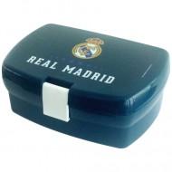Cutie pentru sandwich FC Real Madrid albastru