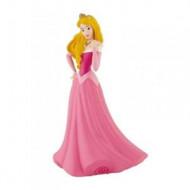 Figurina Aurora cu tiara Frumoasa din Padurea Adormita Printesele Disney Bullyland