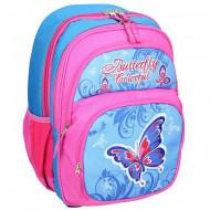 Ghiozdan ergonomic Butterfly Colorful Spirit 40 cm