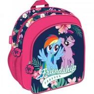 Ghiozdan gradinita Friendship Forever My Little Pony 27 cm