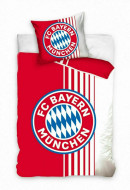 Lenjerie pat FC Bayern Munchen 160x200 cm BMFC201002