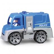 Masina duba de politie Truxx Lena 29 cm