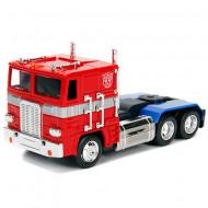 Masinuta metalica Autobot G1 Optimus Prime Transformers 16 cm