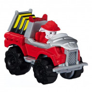 Masinuta metalica Marshall Patrula Catelusilor Dino Rescue