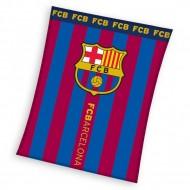 Patura polar FC Barcelona 140x110 cm