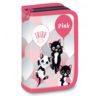 Penar echipat cu parti pliabile Think Pink 29 piese