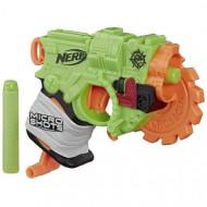 Pistol de jucarie Nerf Crosscut Zombie Strike Micro Shots