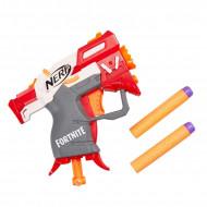 Pistol de jucarie Nerf Micro TS Fortnite Micro Shots