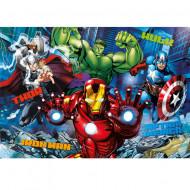 Puzzle 3D Avengers Clementoni 104 piese