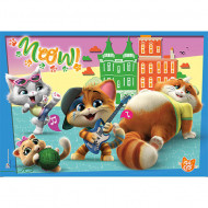 Puzzle 44 Cats Clementoni 180 piese