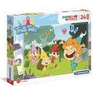 Puzzle Maxi Trulli Tales Clementoni 24 piese