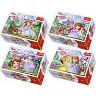 Puzzle Printesa Sofia Disney 54 piese