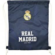 Sac de umar cu snur FC Real Madrid 1902 bleumarin