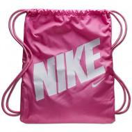 Sac de umar cu snur Nike roz BA5992610