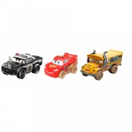 Set 3 masinute metalice Derby Racers Mini Racers Cars 3