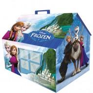 Set creativ de stampile in cutie Frozen