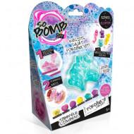 Set de creatie Forme Bombe de baie So Bomb 1 bucata