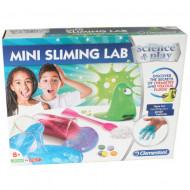 Set de joaca Experiment Mini Sliming Lab Clementoni