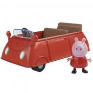 Set de joaca Peppa's Pig Car Purcelusa Peppa