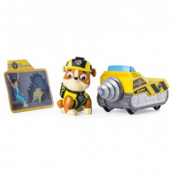 Set de joaca Rubble Mini Miner Patrula Catelusilor Mission Paw