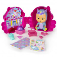 Set de joaca Winged House Cry Babies Magic Tears