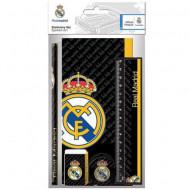 Set de papetarie FC Real Madrid 5 piese