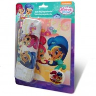 Set de papetarie Shimmer and Shine 9 bucati