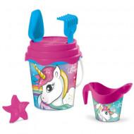 Set jucarii pentru nisip Unicorn 6 piese Mondo Toys