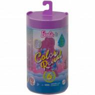 Set papusa Chelsea Barbie Color Reveal GTT23